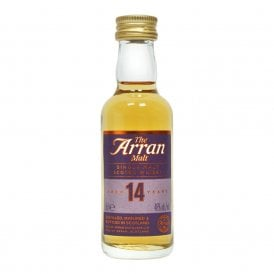 Arran 14 Year Old - 5cl Miniature