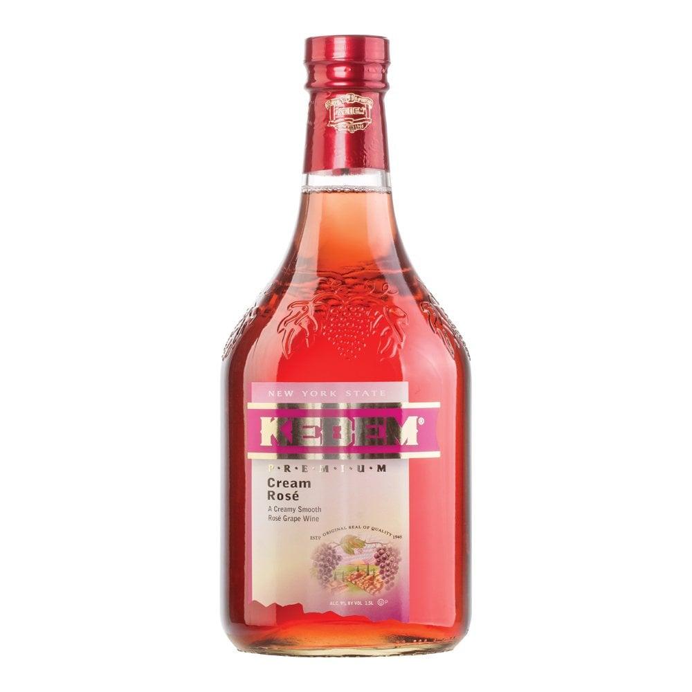 Kedem Cream Rose 1 5 Litre Wine Grape Juice Champagne From The Grapevine Uk